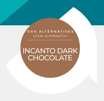 ENARTIS INCANTO CHIPS DARK CHOCOLATE Ozolkoka šķeldas/ čipsi, 1kg