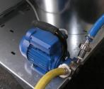 INDERST Pasterizētājs FRUTTY 250 (gāzes, ar automātiku)