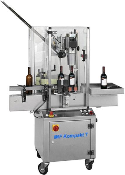 INDERST KOMPAKT 7 Automātiska etiķēšanas iekārta