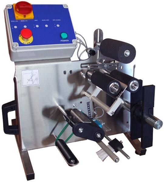 INDERST KOMPAKT 3, Pusautomātiska etiķēšanas iekārta