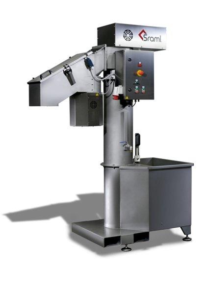 ŠRAML augļu smalcinātājs/ mazgātājs JPM3000