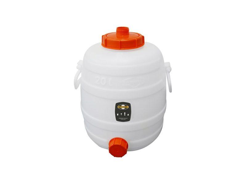 SPEIDEL 20l, Tvertne dzērieniem ,(apaļa)