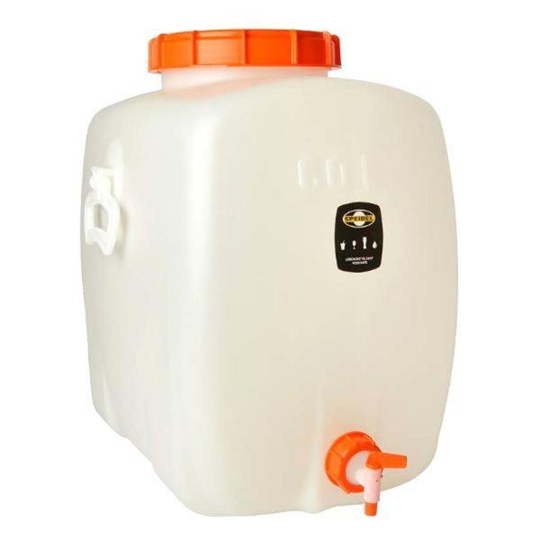 SPEIDEL 60l, Tvertne dzērieniem , (ovāla)