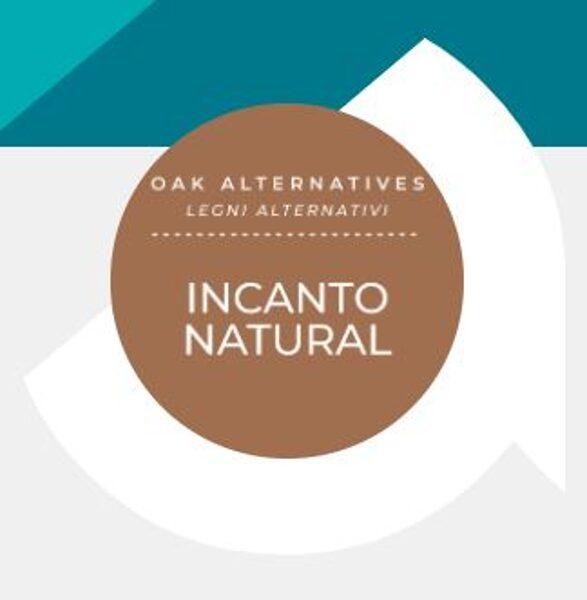 ENARTIS INCANTO CHIPS NATURAL Ozolkoka šķeldas/ čipsi, 1kg