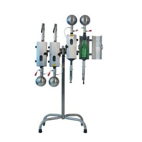 Karbonizēšanas iekārta ar četrām galvām, RIBAGAS 4