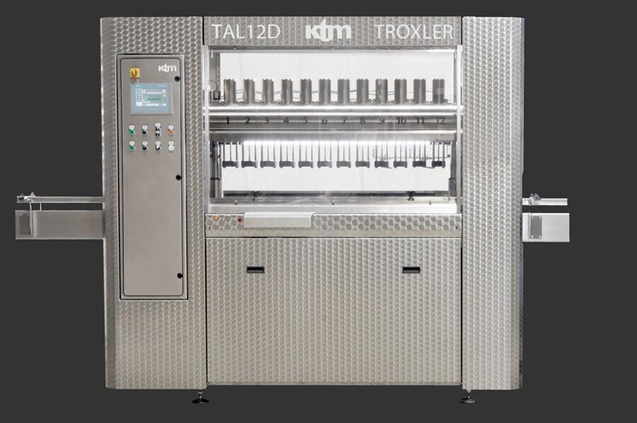 KTM-Troxler Karbonizētu dzērienu pildīšanas iekārta / 10 pildīšanas uzgaļi/