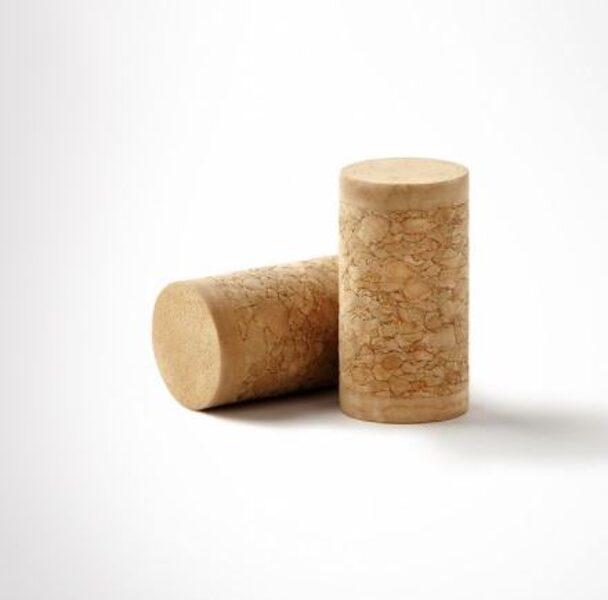 Korķi vīnam, Twin Top (1000 gb.) 44x23,5 mm