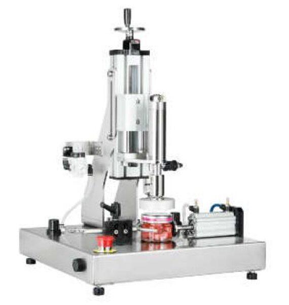 TENCO Pneimatiska TWIST- OFF korķēšanas iekārta
