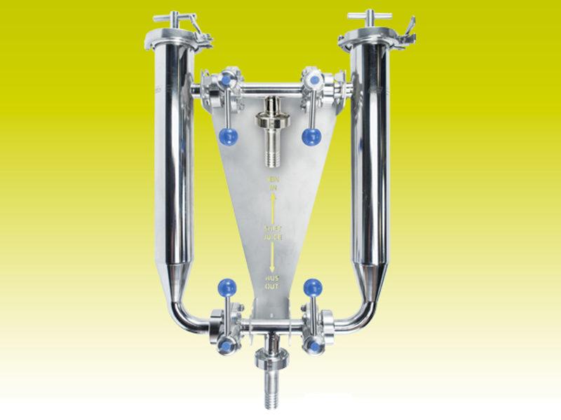 VORAN Sulas filtrēšanas sistēma ERS25