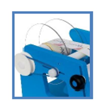 STELLIN FleXlabeller Šauru etiķešu līmēšanas aksesuārs