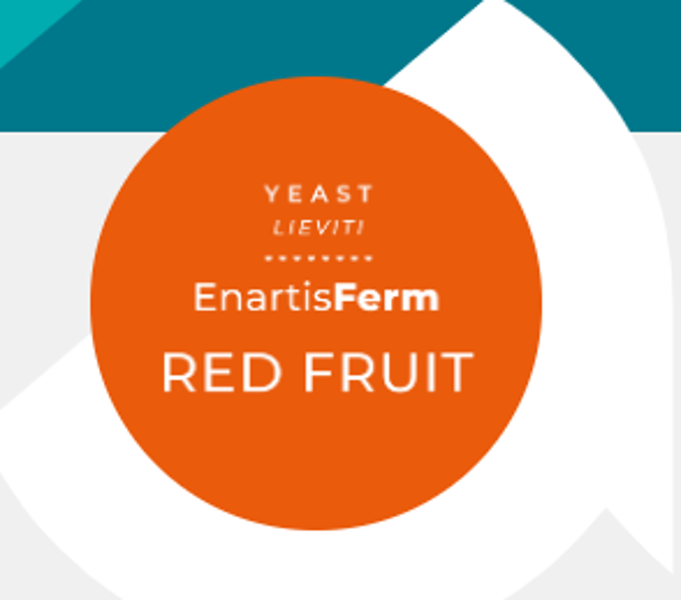 ENARTIS FERM RED FRUIT raugs, 0.5 kg