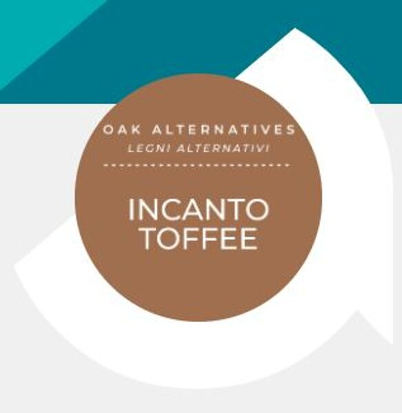 ENARTIS INCANTO CHIPS TOFFEE Ozolkoka šķeldas/ čipsi, 1kg
